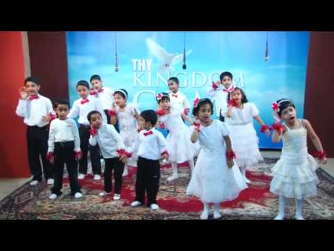 Kingdom Kids - Action Song 2014