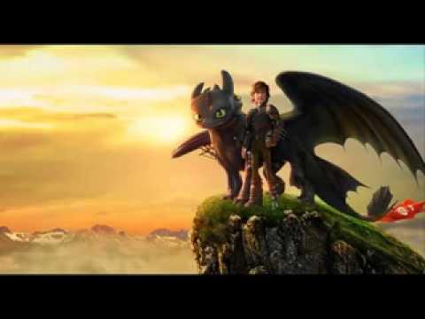 Canción de como entrenar a tu dragón 2