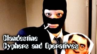 Royalty Free Clandestine Cyphers and Operatives:Clandestine Cyphers and Operatives