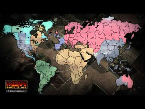 World Map Wednesday July 9 - July 16