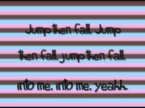 Jump Then Fall-Taylor Swift-Lyrics