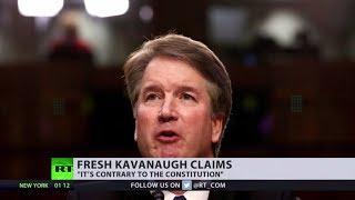 Democrat dodges 'presumption of innocence' question on Kavanaugh - RUSSIATODAY