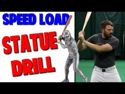Baseball Hitting Drill | Solidify Your Load (Pro Speed Baseball)