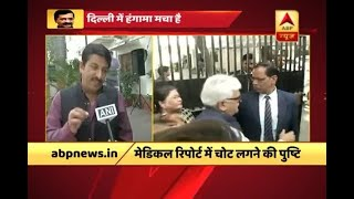 Arvind Kejriwal has lost his mental stability somewhere, says Manoj TIwari - ABPNEWSTV