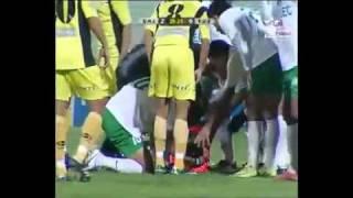 اتفرج..عقاب حكم مباراة كرة القدم