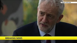 Corbyn: I'd delay Brexit for a better deal - SKYNEWS