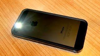 iPhone 5 LED Flash Light by Call iOS5 & iOS6