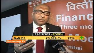 Earnings Edge- Asset Quality To Remain Stable: BoB - BLOOMBERGUTV
