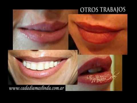 Dermopigmentacion Maquillaje Permanente Labios