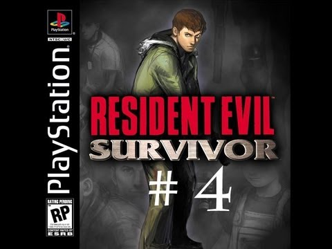 Resident Evil Survivor (PS1) Walkthrough part 4.