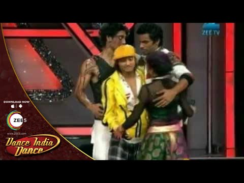 Dance India Dance Season 3 Feb. 04 '12 - Elimination