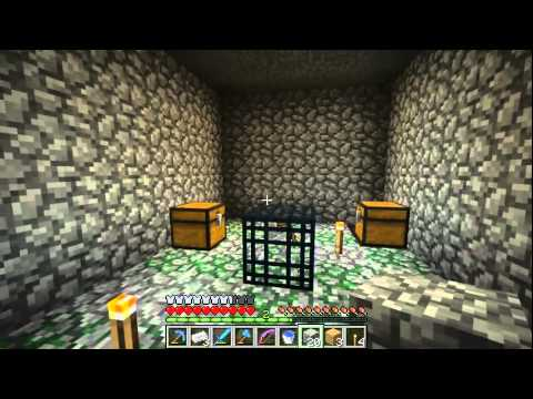 Etho MindCrack SMP - Episode 13: Nether Project