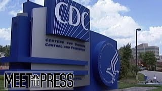 Seven words banned at the CDC, with apologies to George Carlin | NBC News Meet The Press - NBCNEWS