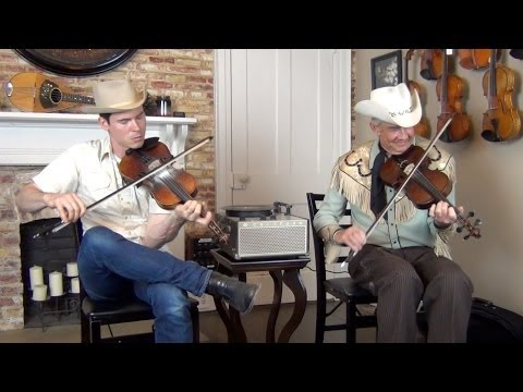 Old Time Fiddlin' with Woody and Ketch
