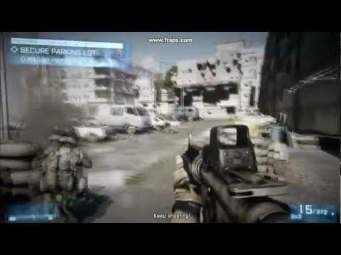 BATTLEFIELD 3 - GeForce GT 530 - Ultra Settings