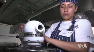 Food Industry Opportunities Abound for Young People - VOAVIDEO