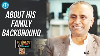 Suresh Reddy About His Family Background || Business Icons With iDream - IDREAMMOVIES