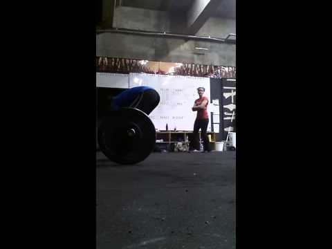 Snatch Deadlift & power snatch