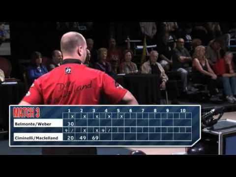 Mark Roth-Marshall Holman PBA Doubles Championship - Match 3