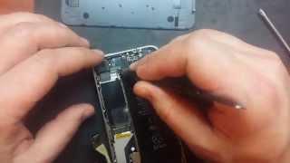 ремонт сотовых телефонов iphone4 аудио кодек