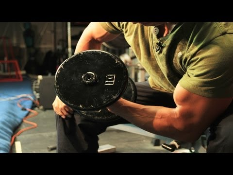 Biceps Weight Lifting Workout- Arms gym Training Routine