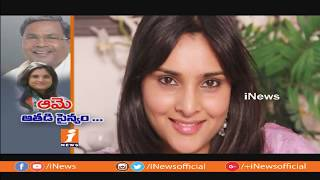 Congress Social Media Wing Incharge Ramya Plays key Role in Karnataka Elections | Spot Light | iNews - INEWS