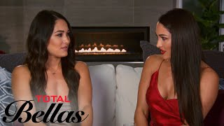 Bella Family Picks Between Eligible Bachelors for Nikki | Total Bellas | E! - EENTERTAINMENT