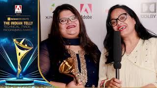 Best Story Writer Shashi Mittal - TELLYCHAKKAR