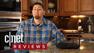 D-Link EXO AC2600 MU-MIMO Wi-Fi router (DIR-882) review - CNETTV