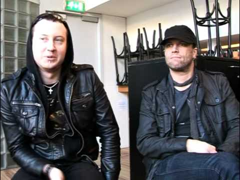 Pendulum 2008 interview - Gareth McGrillen and Perry ap Gwynedd (part 1)