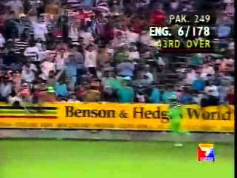 PAKISATAN WINNING MOMENTS WORLD CUP 1992