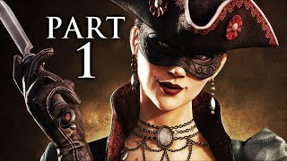 Assassin's Creed 4 Black Flag Gameplay Walkthrough Part 1 - Pirates (AC4)