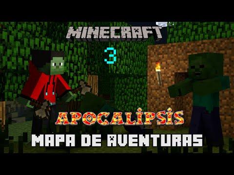 Minecraft   Apocalipsis - Mapa de Aventuras en Español - Ep.3