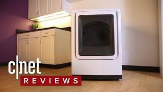 Samsung DV7750 Dryer Review - CNETTV