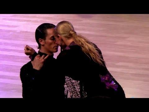 Gabriele Goffredo - Anna Matus, Brno Open 2012, WDSF int. open latin, semifinal - rumba