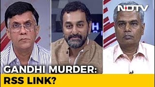 RSS Role In Gandhi Murder: Truth Or Hype? - NDTV