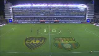 Boca Juniors 1-0 Barcelona SC | Copa Libertadores 2013