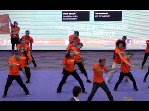 Todrick Hall Barack Yo Body Flash Mob