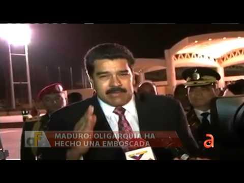 Venezuela paro nacional