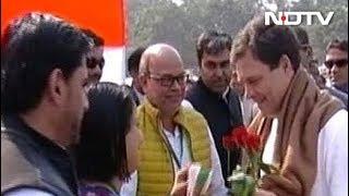 कांग्रेस ने लोकसभा चुनाव के उम्मीदवारों की जारी की तीसरी सूची - NDTVINDIA