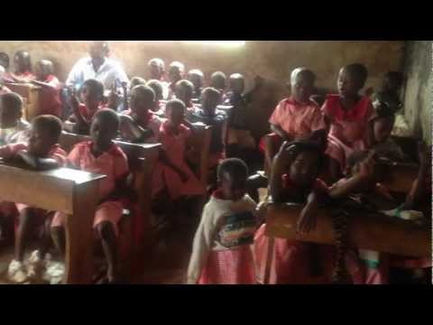 ana Kwaku Bonsam is doing school free