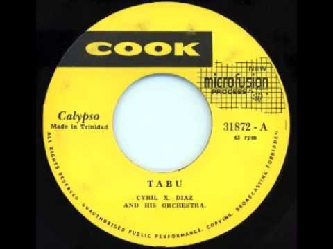 Tabu - Cyril X. Diaz & His Orchestra