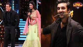 Salman Khan Lands Mouni Roy A Film With Aayush | Ranbir Kapoor Refutes An Arrange Marriage