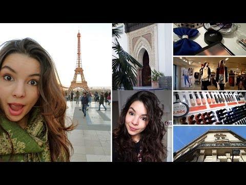 Weekend à Paris : Shopping, Hammam, Copines