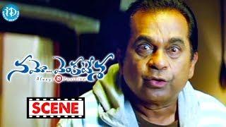 Namo Venkatesa Movie Scenes - Brahmanandam Comedy || Venkatesh || Sreenu Vaitla - IDREAMMOVIES