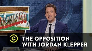 The Opposition w/ Jordan Klepper - The Enemy Is Amazon - COMEDYCENTRAL