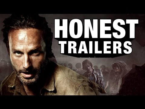Honest Trailers: The Walking Dead