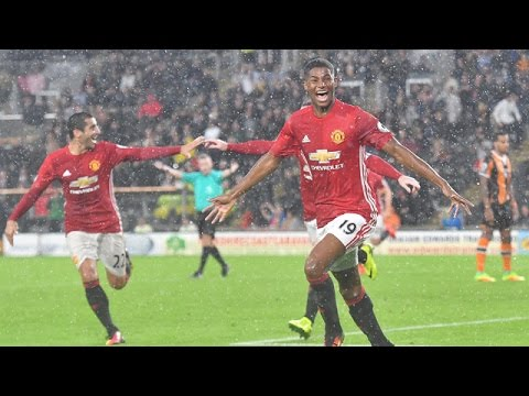 Hull City 0-1 Manchester United | Goal; Rashford | REVIEW
