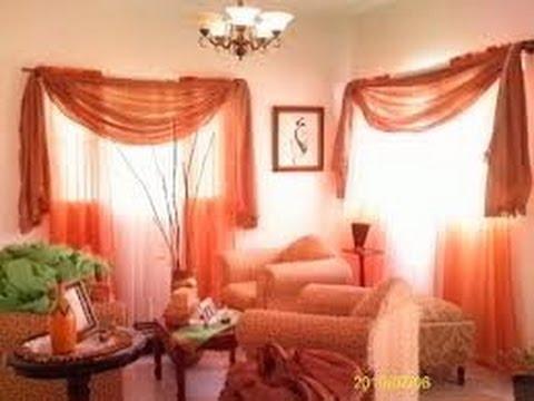 Como hacer cortinas elegantes para salas 10