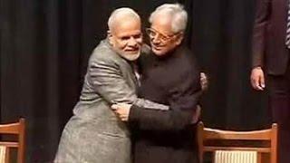Mufti Sayeed takes oath as Jammu and Kashmir Chief Minister, PM Modi attends - NDTVINDIA